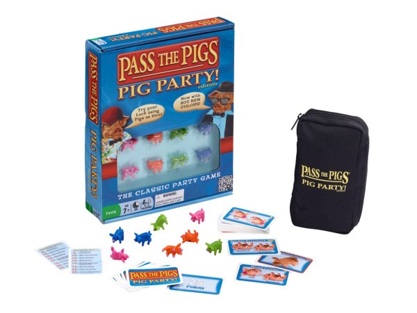 Image of the Passé thePigs Party boxset