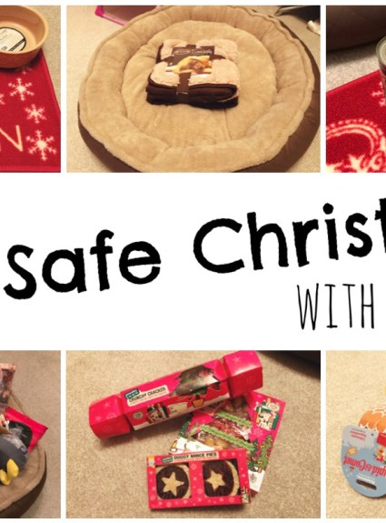 *** Dog Safe Christmas with More Th>n ***