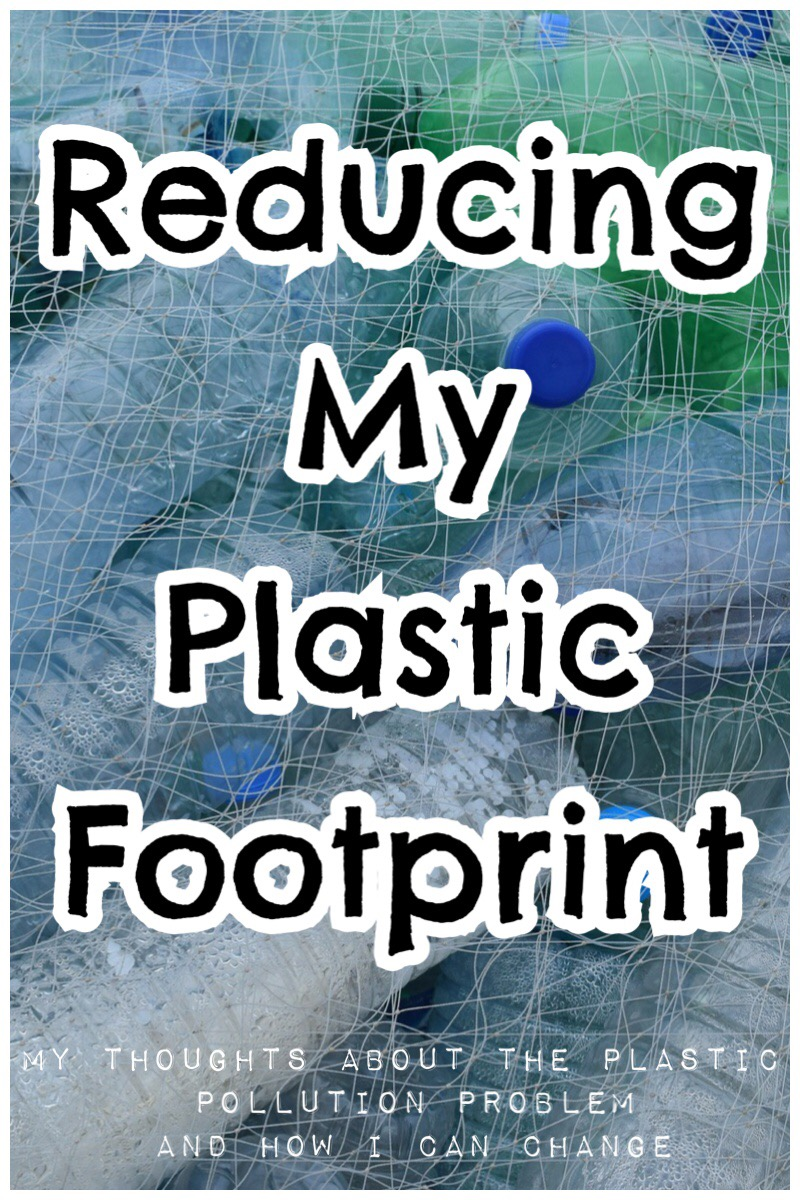 Reducing My Plastic Footprint