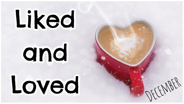 Liked and Loved header image with a heart shaped mug