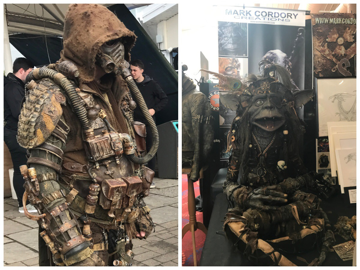 Sci Fi Weekender - Mark Cordory Creations