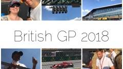 British GP 2018