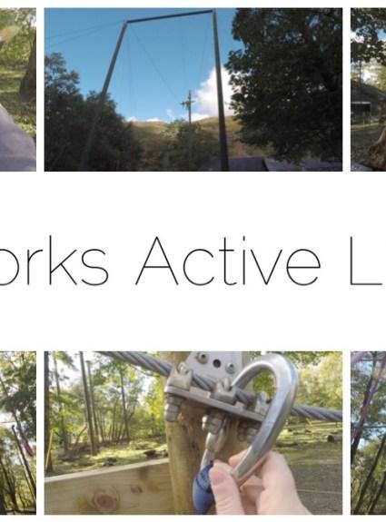 Ropeworks Active Llanberis