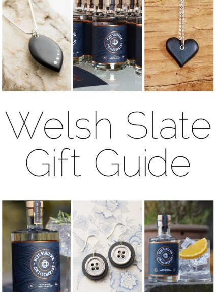 Welsh Slate Gift Guide