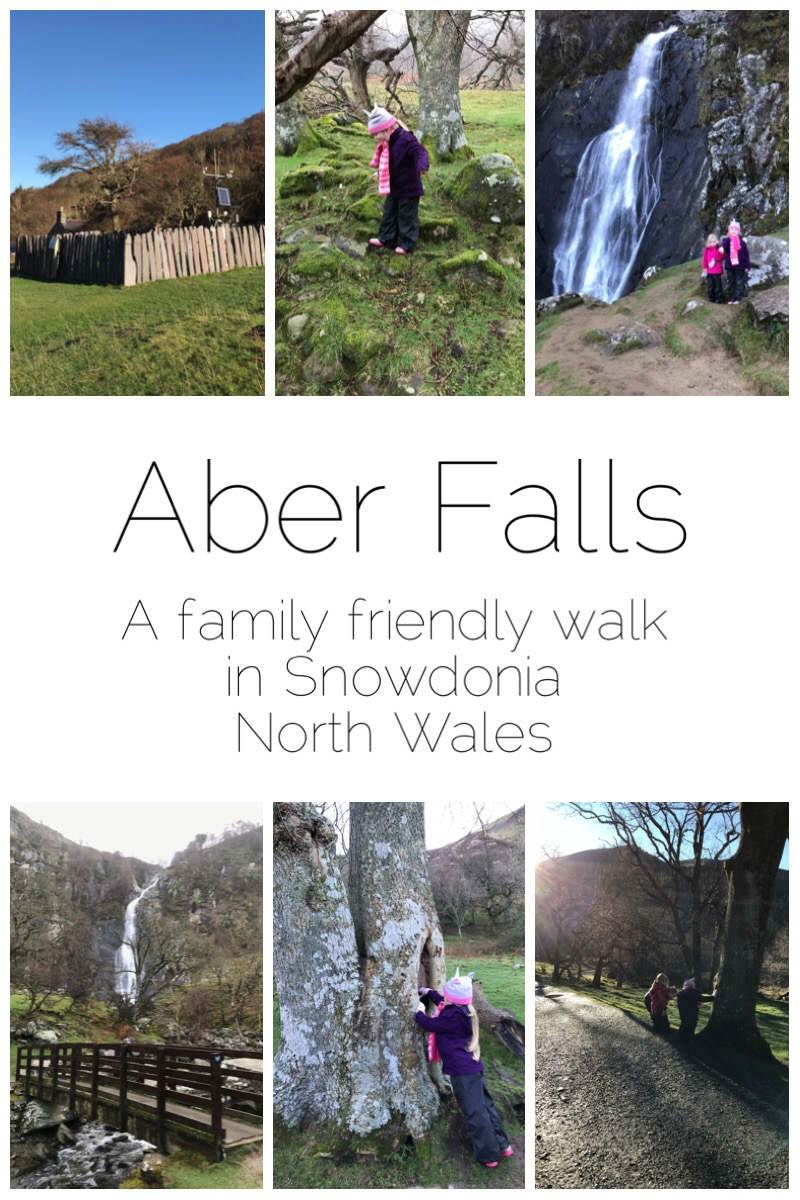 Aber Falls - a beautiful waterfall approx 2miles from Abergwyngregyn in Snowdonia. I've lived here all my life and I never knew about it until around 2-3 years ago. It was worth the walk! We had a lovely picnic at the falls. Wonderful walk!
