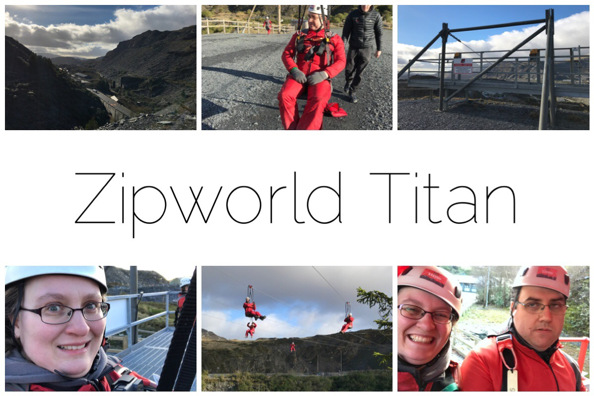 Zipworld Titan - 6 images from out adventure