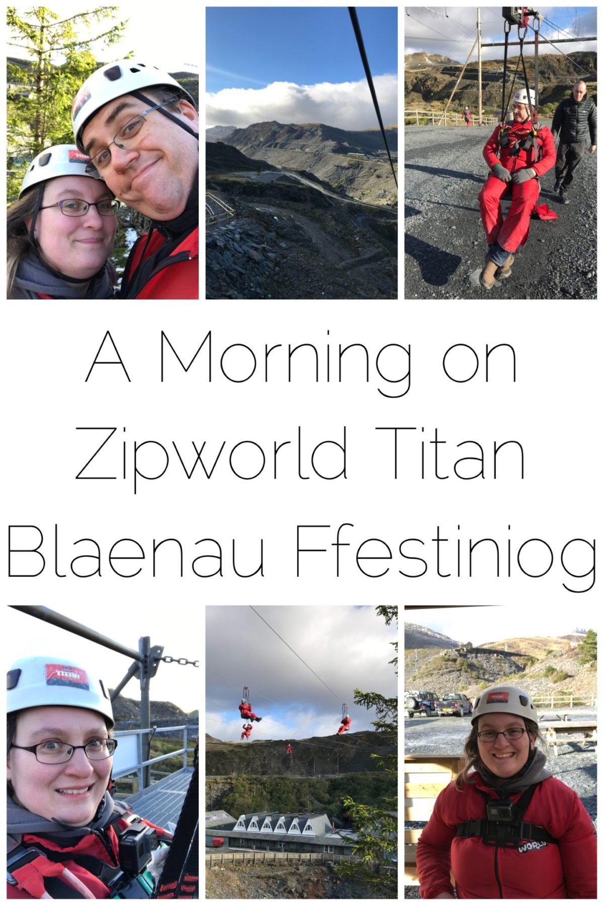 What better way to celebrate your birthday than zipping around Europ's largest zipzone? I'm so lucky to have Zipworld on my doorstep and all I can say is, Zipworld Titan is amazing!