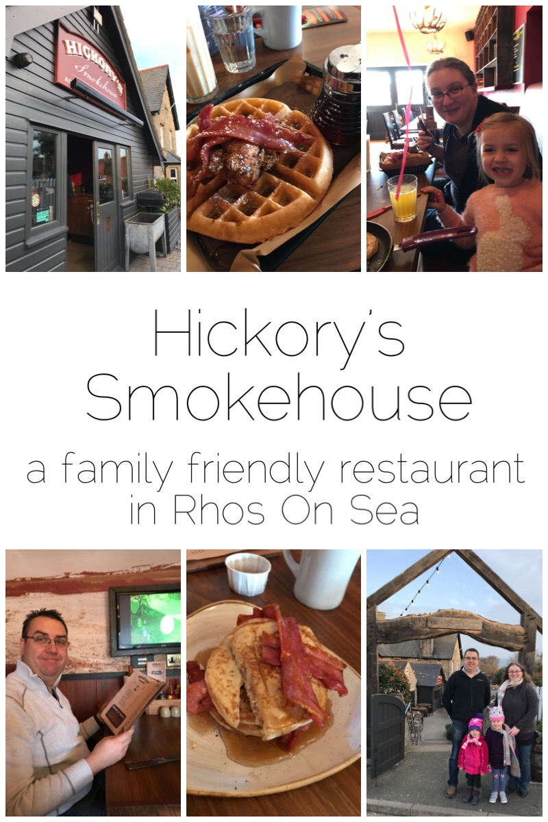 Hickory's Smokehouse - a family friendly American steakhouse in Rhos On Sea. Great entertainment, friendly staff and fabulous food - what more do you need?!