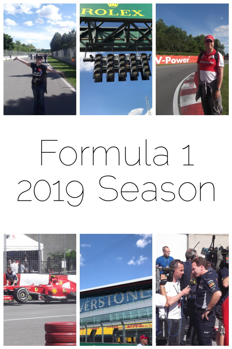 Formula 1 2019 Season - my pre-season thoughts including driver to watch. Who's your money on?