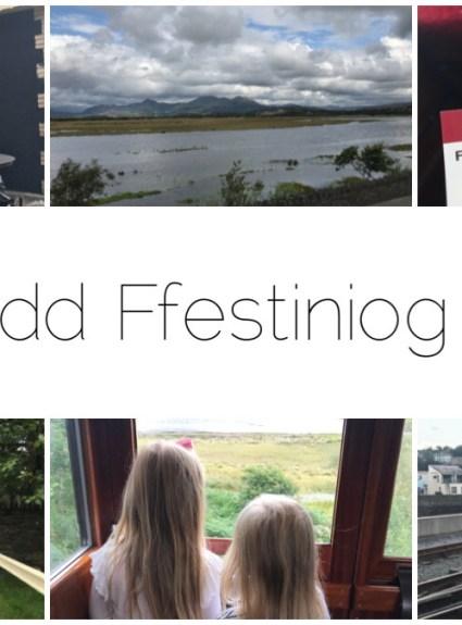 Rheilffordd Ffestiniog Railway