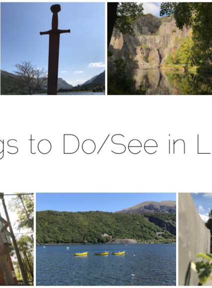 10 Things To Do/See In Llanberis