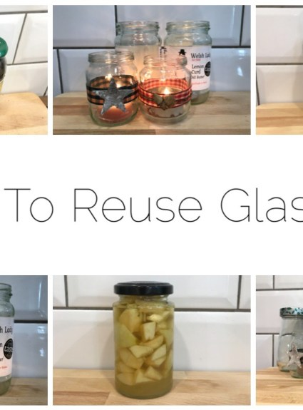 Simple Ways to Reuse Glass Jars