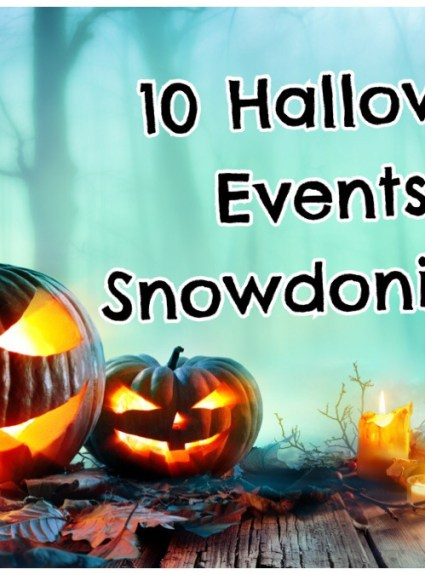 10 Halloween Events in Snowdonia 2019