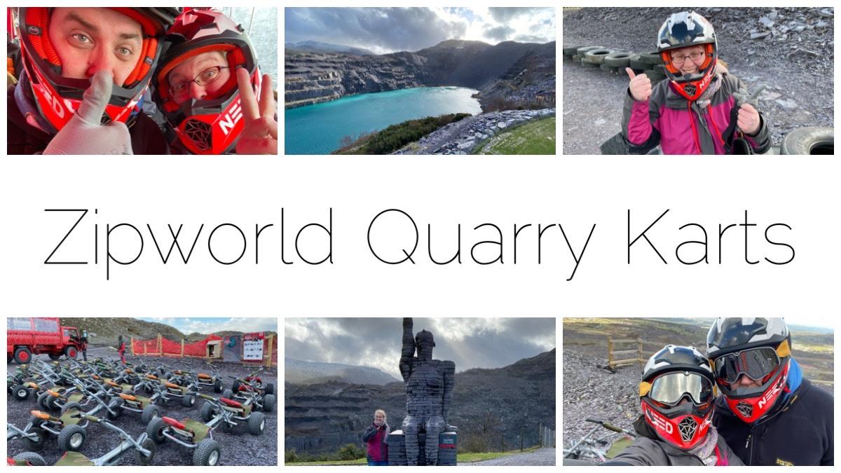 Zipworld Quarry Karts