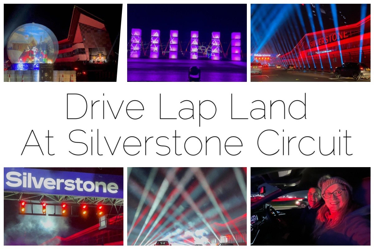 Various photos from Drive Lap Land at Silverstone