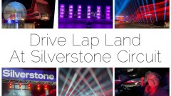 #AD – Drive Lap Land at Silverstone Circuit This Christmas