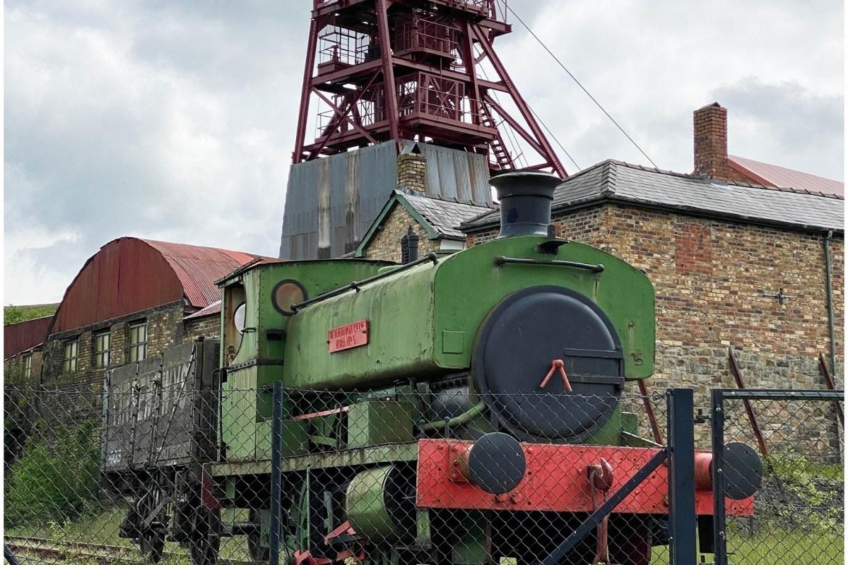 Big Pit and Big Pit Railway