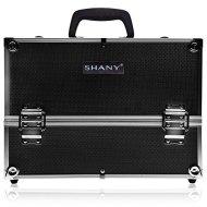 61WvOwpIR L - SHANY Cosmetics Premium Collection Aluminum Makeup Train Case