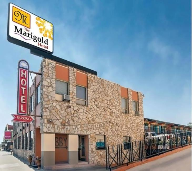 the marigold hotel in contract pendleton or - The Marigold Hotel - IN CONTRACT - Pendleton, OR