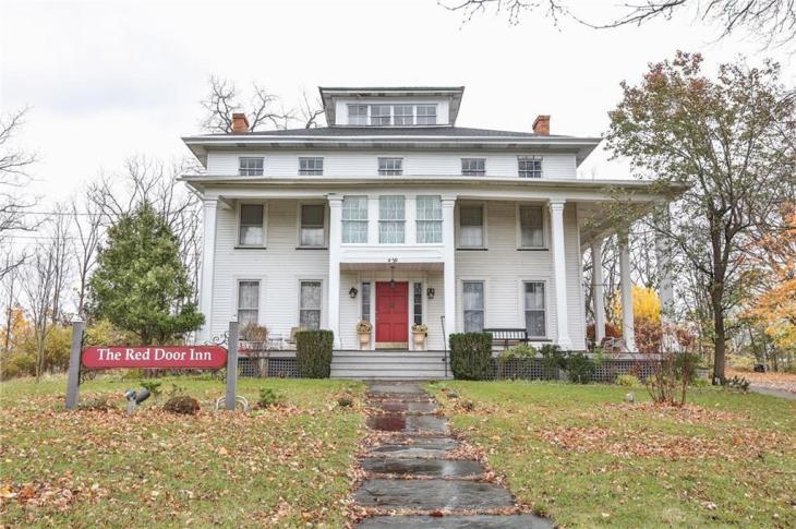 red door inn canandaigua ny - Red Door Inn - Canandaigua, NY