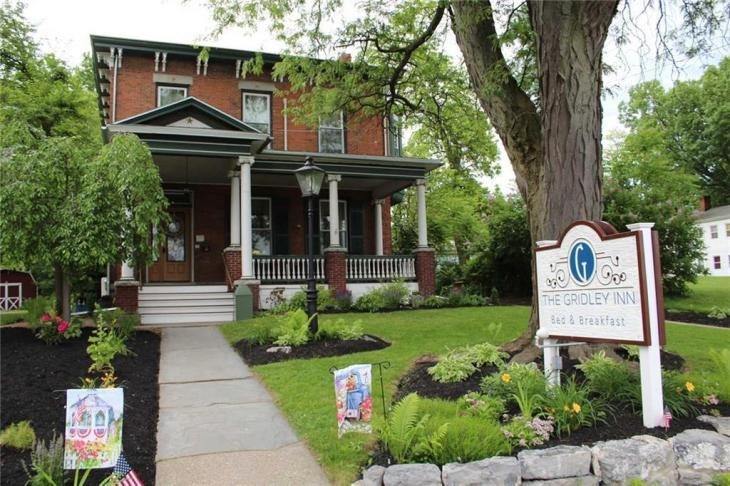 gridley inn bed and breakfast waterloo ny - Gridley Inn Bed and Breakfast - Waterloo, NY