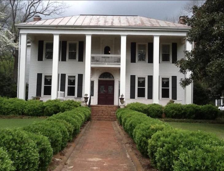 fredrick wade house marshallville ga - Fredrick - Wade House - Marshallville, GA