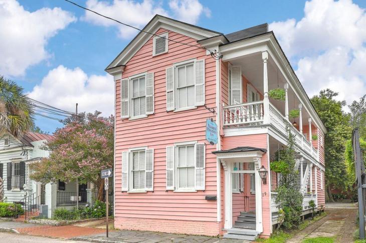 palmers pinckney inn charleston sc - Palmer's Pinckney Inn - Charleston, SC
