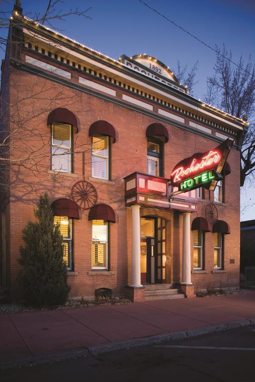 rochester hotel durango co - Rochester Hotel - Durango, CO