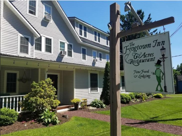 the frogtown inn bed breakfast canadensis pa - The Frogtown Inn Bed & Breakfast - Canadensis, PA