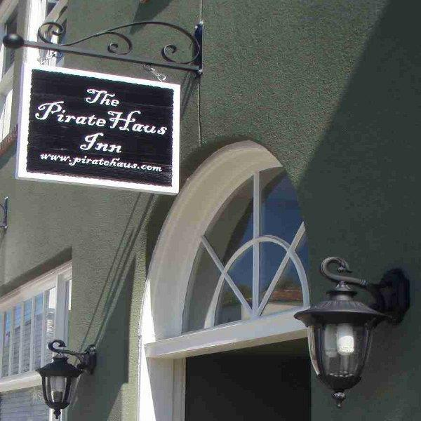 the pirate haus inn st augustine fl - The Pirate Haus Inn - St Augustine, FL