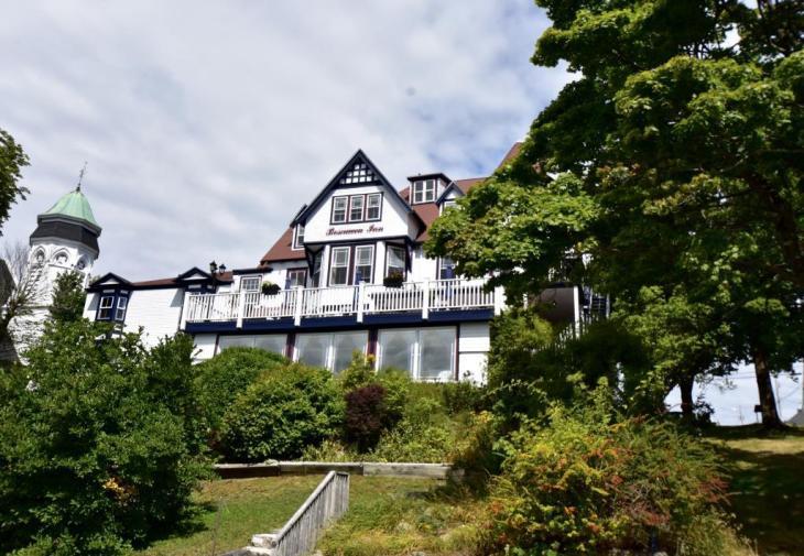 boscawen inn lunenburg ns - Boscawen Inn - Lunenburg, NS
