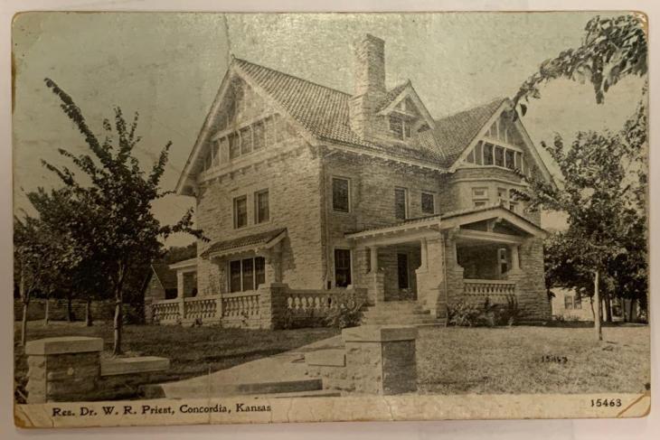 priest stonehaven mansion concordia ks - Priest Stonehaven Mansion - Concordia, KS