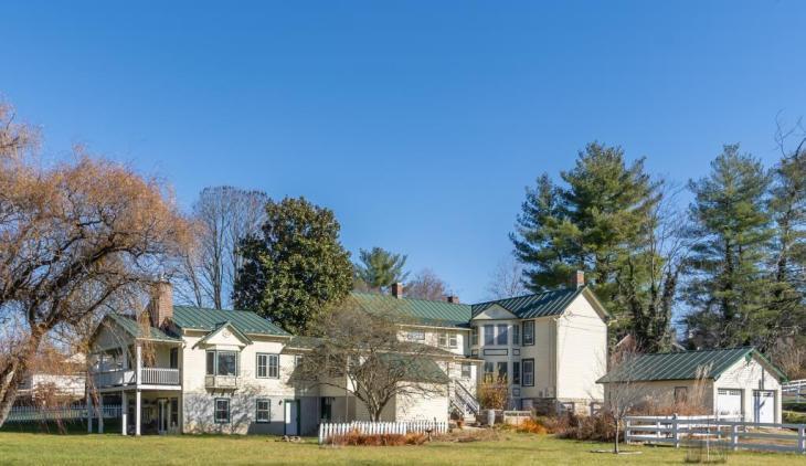foster harris house washington va - Foster Harris House - Washington, VA