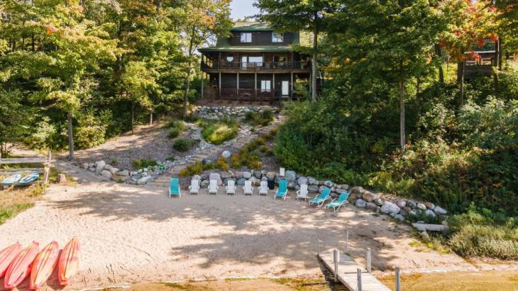 northern michigan cabin resort lake ann mi - Northern Michigan Cabin Resort - Lake Ann, MI