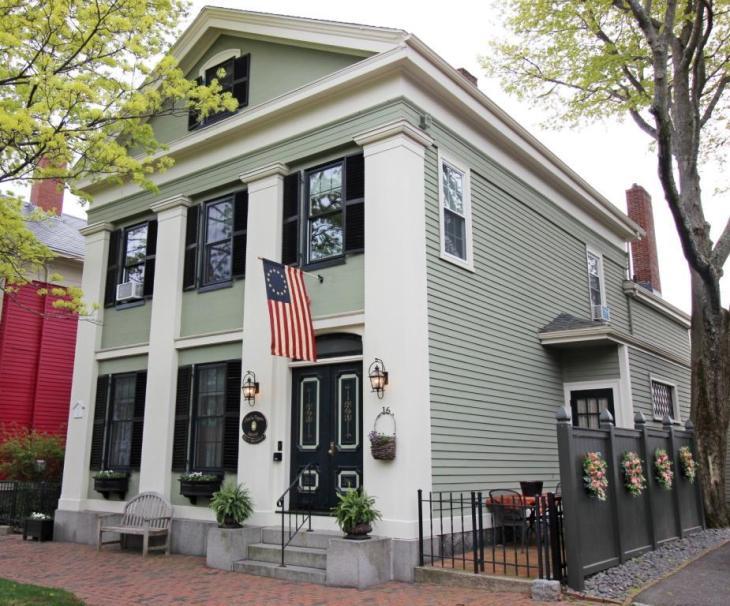 amelia payson house salem ma - Amelia Payson House - Salem, MA
