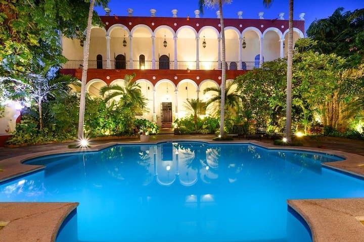 the villa merida merida mexico - The Villa Merida - Merida, Mexico