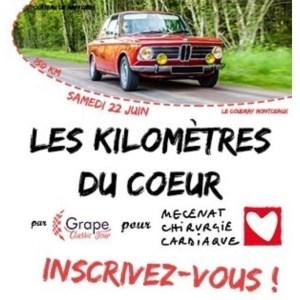 Rallye des Km du coeur - 20 juin 2020