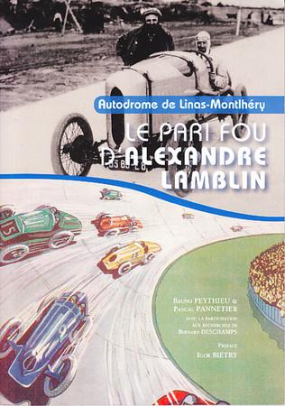 Le pari fou d'Alexandre Lamblin -