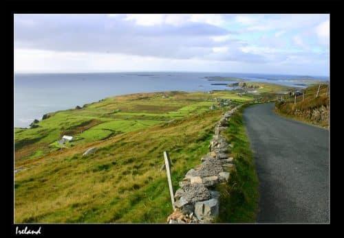 Irlande Healy Pass