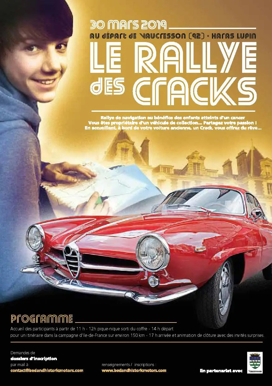 Rallye des Cracks