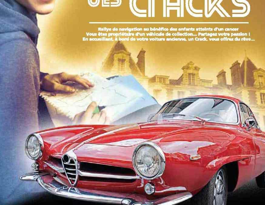 Rallye des Cracks – reporté en octobre en attente de date