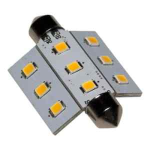 Festoon 9 LED Delta Wing – 2