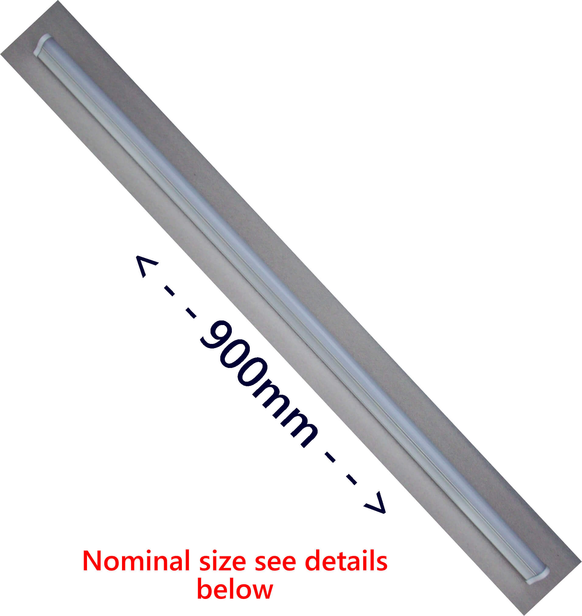 230v Ac T5 Led Tube 14w 870mm X 25mm Internal Isolated
