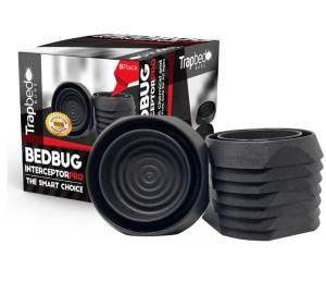 Bed bug interceptors. Dead Bug Walkin LLC