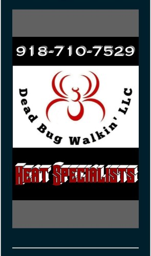 Dead Bug Walkin LLC Bed Bug Heat Treatment Specialists Pest Control Tulsa Metro