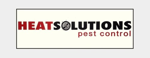 Heat solutions pest control logo