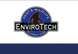 Envirotech Pest and Wildlife logo.