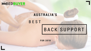 Australia's Best Mattresses for Back Support
