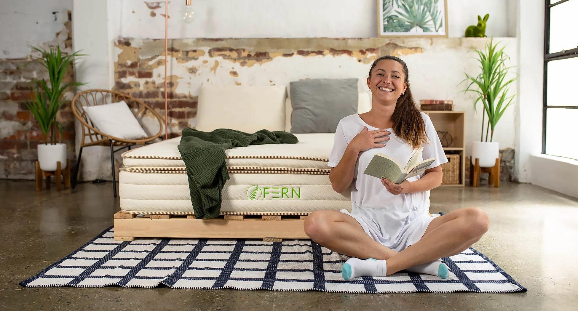 Non-toxic and eco-friendly mattresses
