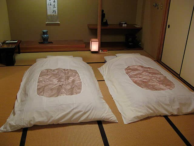 Do The Japanese Sleep In Beds Bed Buys Uk